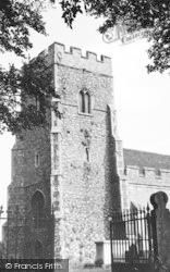 Althorne, The Church c.1955