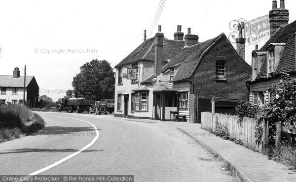 Photo of Althorne, The Corner 1957