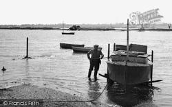 Althorne, The Creek c.1955