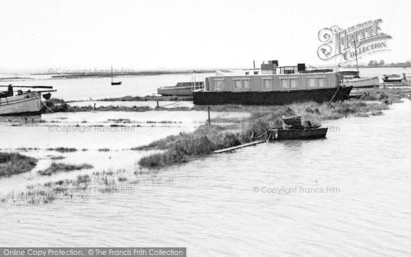 Photo of Althorne, The Creek c.1955