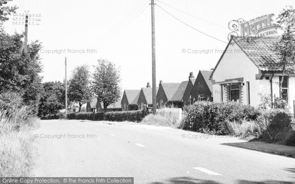 Photo of Althorne, The Hall And Drake Estate c.1955