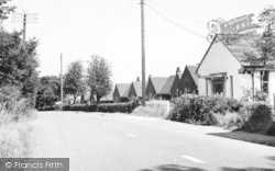 Althorne, The Hall And Drake Estate c.1955