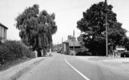 Althorne, The Main Road c.1955