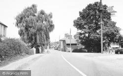 Althorne, The Main Road c.1955