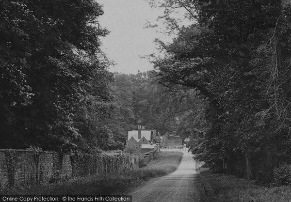 Photo of Althorp Park, 1922