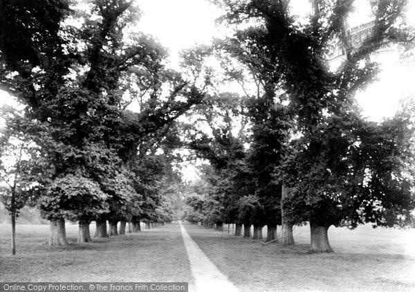 Photo of Althorp Park, Church Avenue 1922