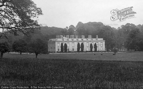 Althorp Park, The House 1922