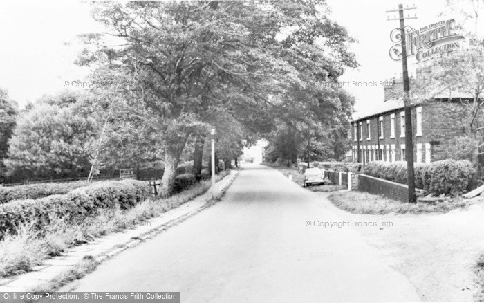Photo of Altofts, Birkwood Road c.1960