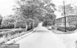 Altofts, Birkwood Road c.1960