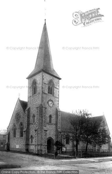 Alton, All Saints Church 1897