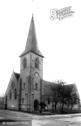 Alton, All Saints Church 1897