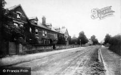 Alton, Anstey Terrace 1898