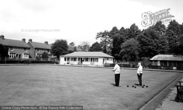 Photo of Alton, Bowling Green c.1955