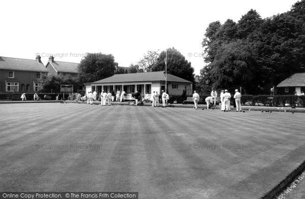 Photo of Alton, Bowling Green c.1965