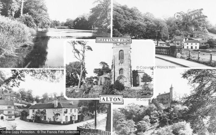Photo of Alton, Composite c.1955