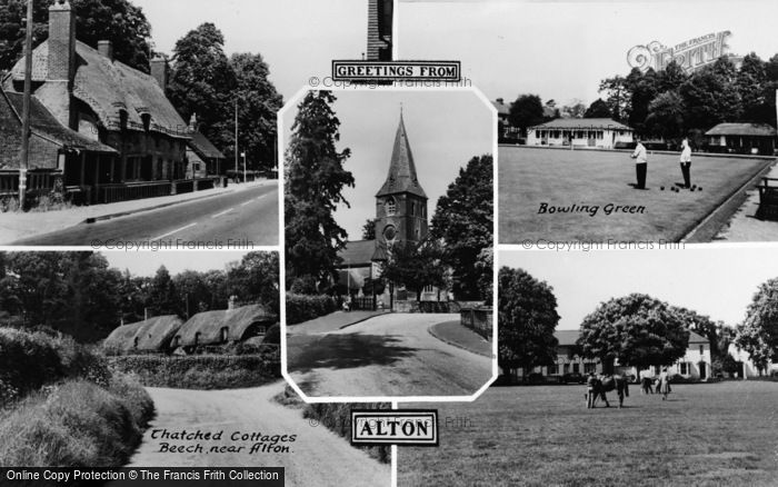 Photo of Alton, Composite c.1955