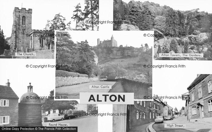 Photo of Alton, Composite c.1965