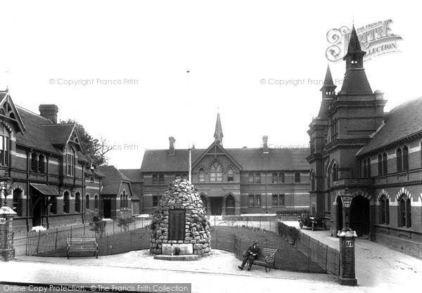 Photo of Alton, Crown Close 1927