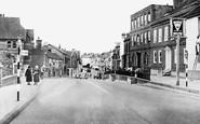Alton, Crown Hill c.1955