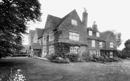 Alton, Eggar's Grammar School 1928