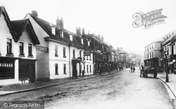 High Street 1897, Alton