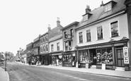 Alton, High Street 1898