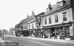 High Street 1898, Alton