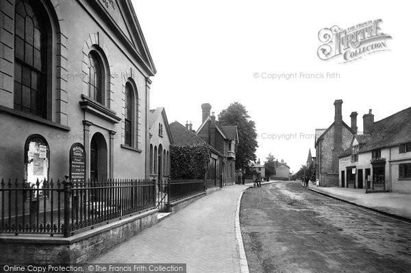 Photo of Alton, High Street 1898