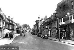 High Street 1927, Alton