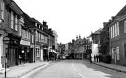 Alton, High Street c.1960