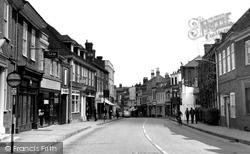 High Street c.1960, Alton