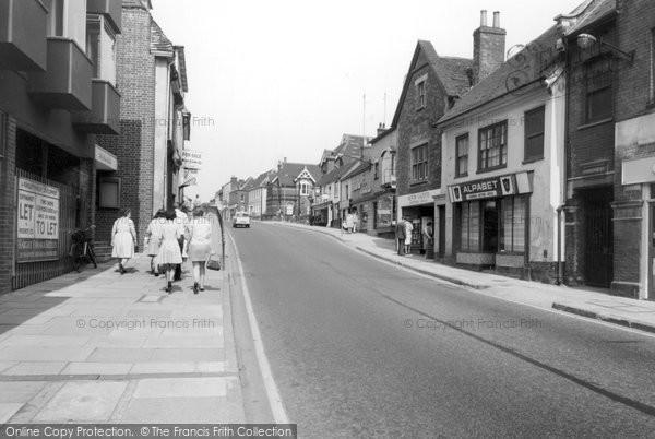 Photo of Alton, High Street c.1965