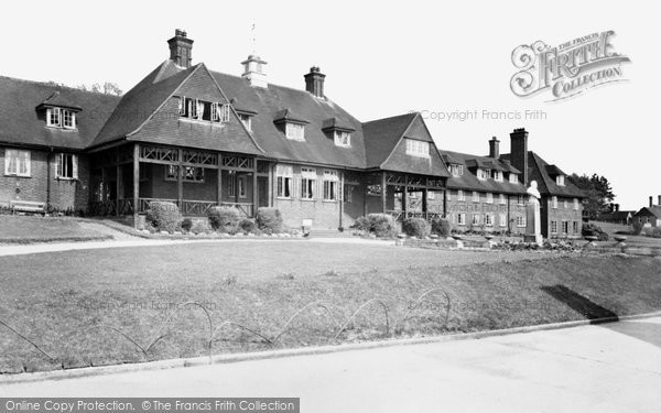 Photo of Alton, Lord Mayor Treloar Hospital, Nurses Home c.1955