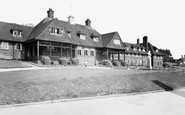 Alton, Lord Mayor Treloar Hospital, Nurses Home c1955