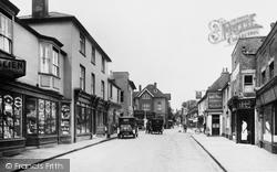 Market Street 1928, Alton