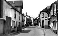 Alton, Market Street c.1955