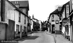 Market Street c.1955, Alton