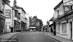 Market Street c.1965, Alton