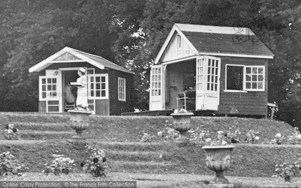 Photo of Alton, Morland Clinics, A Nurse c.1955