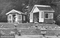 Alton, Morland Clinics, A Nurse c.1955