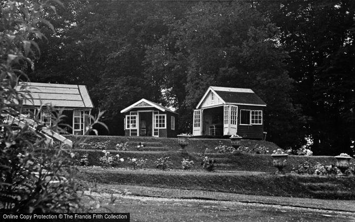 Photo of Alton, Morland Hall c.1955