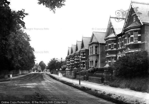 Photo of Alton, Normandy Street 1898