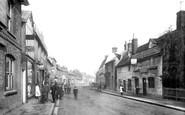 Alton, Normandy Street 1907