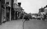 Alton, Normandy Street c1955
