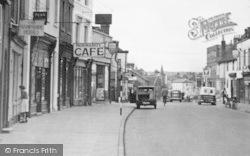 Normandy Street c.1955, Alton