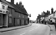Alton, Normandy Street c1955