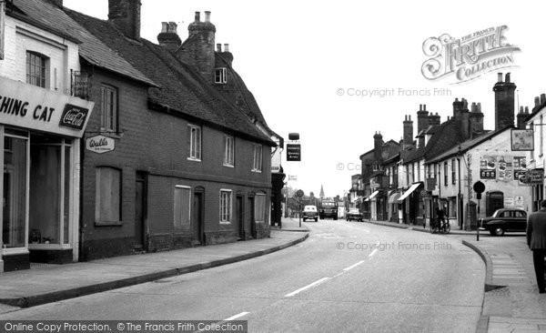 Photo of Alton, Normandy Street c1955