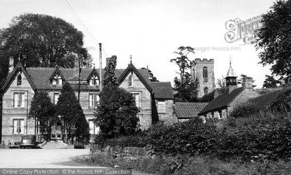 Photo of Alton, Shrewsbury Hotel c.1955