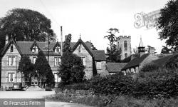 Alton, Shrewsbury Hotel c.1955