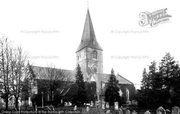Alton, St Lawrence's Church 1897